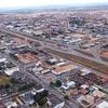 Aerial View Of Vilhena