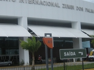 Maceio Zumbi dos Palmares International Airport