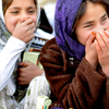 Afghan Girls From Ghazni Province