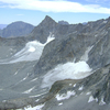 Agassiz Glacier Montana USA
