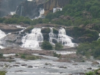 Agasthiyar Falls and Temples