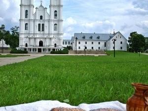 Aglona and Aglona Basilica