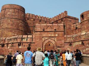 Private Agra Day Tour: Taj Mahal, Agra Fort & Kachhpura Village Photos