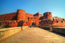 Agra Red Fort - Uttar Pradesh