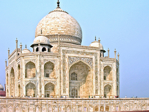 Taj Mahal Full-Day Trip from Delhi to Agra Photos