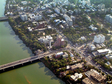 Ahmedabad City Banks Of Sabarmati