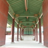 A Interior View Of Changdeokgung