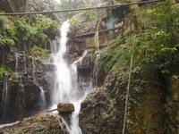 Akasaganga Waterfall