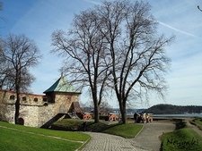 Akershus Fortress & Castle At Oslo