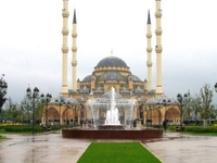 Akhmad Kadyrov Mosque