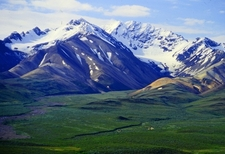 Alaska Range - Denali National Park - Alaska