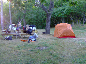 Alderwood Campground