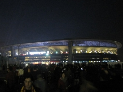 Türk Telekom Arena At Night