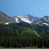 Allen Mountain - Glacier - USA