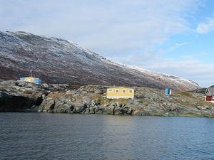 Alluttoq Island