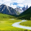 Montañas Doradas del Altai