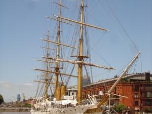 Presidente Sarmiento Frigate Ship Museum