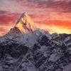 Ama Dablam Peak View - Sagarmatha NP