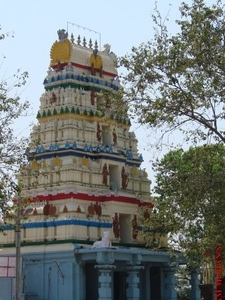 Amareshvaraalaya Gopuram