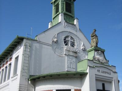 Amstetten  Mauer .  Landesklinikum  Kirche