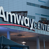 Amway Center Entrance