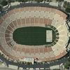 An Arial View Of The Coliseum
