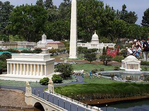 Anaheim Round-Trip Theme Park Transport: LEGOLAND® California Photos