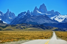 Andes Fitz Roy - Chile Patagonia