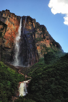 Angel Falls, Bolívar State
