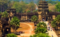 Angkor From Top