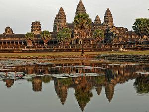 2 Days Angkor Wat Tour Photos