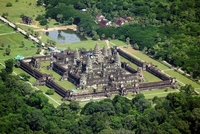 Angkor Wat From The Top
