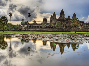 Tours to Angkor, the cultural tours in Siem Reap town/province Photos
