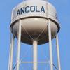 Angola Indiana Water Tower