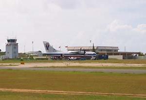 Clayton J. Lloyd International Airport