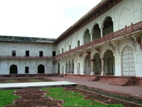 Anguri Bagh Agra Fort