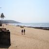 Anjuna Beach Goa Walk