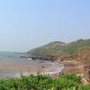 Anjuna Beach Long View