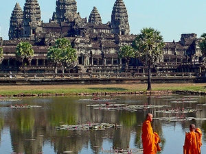Phnom Penh to Angkor Wat in 6 Days Photos