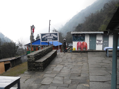 Annapurna Approach Lodge