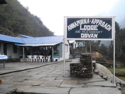 Annapurna Approach Lodge Dobhan