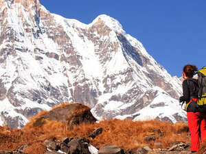 Annapurna Circuit 18 Days Photos