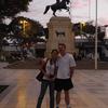 Ann & David Urmann At Plaza De Armas