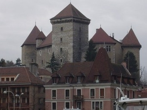 Chateau d Annecy