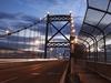 Anthony Wayne Bridge In Toledo OH