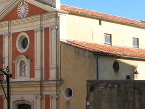 Antibes Cathedral