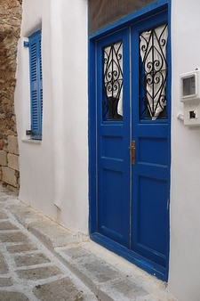 Antiparos Door