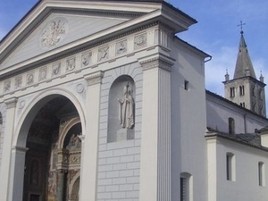 Aosta Cathedral