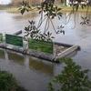 A Parks Victoria Litter Trap