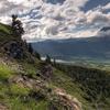Apikuni Falls Trail - Glacier - Montana - United States